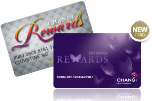 Have you exchanged for your new Changi Rewards Card?