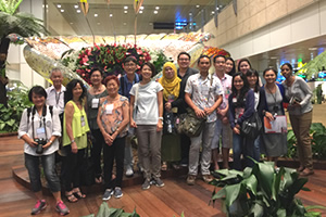 Changi Rewards - Airport Gardens Tour
