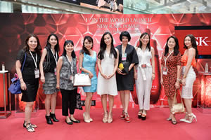 1st in the World Launch of SK-II's New R.N.A. Power